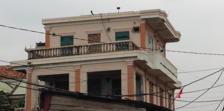 Nhà Yến Đầu Tiên ở  Ba Đồn – Quảng Bình