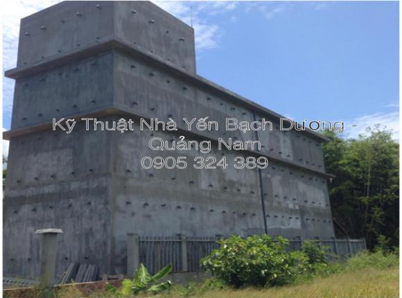 Nhà yến chuyên nghiệp tại Điện Phương – Điện Bàn – Quảng Nam